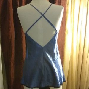 Frederick's of Hollywood Intimates & Sleepwear - Frederick's of Hollywood silk nightie NWOT